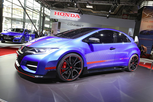 Honda Civic Type R Concept.
