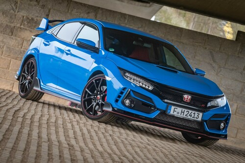 Honda Civic Type R GT.