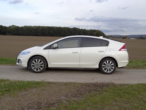 Honda Insight Exclusive.