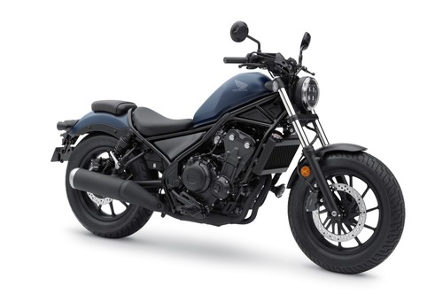 Honda Rebel.