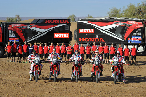 Honda-Werksteam HRC.