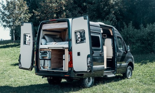 Hymer Grand Canyon S.