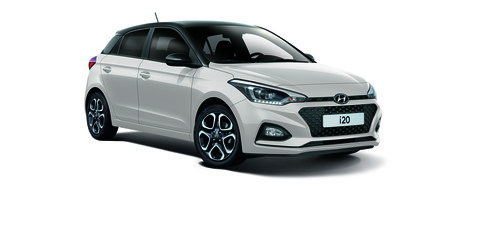 Hyundai i20 Advantage.