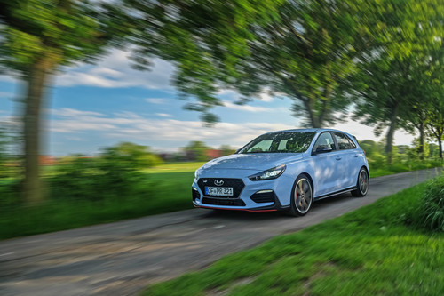 Hyundai i30 N Performance.