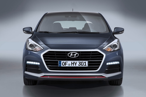 Hyundai i30 Turbo.