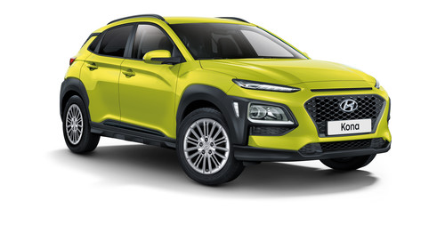 Hyundai Kona Yes Plus.