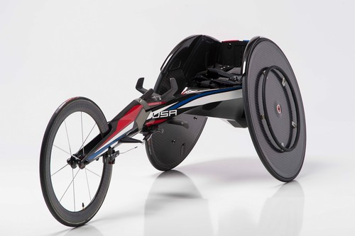 IF Design Award 2017: BMW Paralympic Wheelchair.