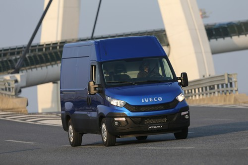 Iveco Daily.