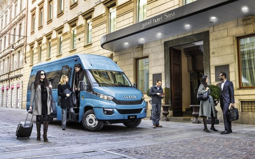 Iveco Daily Tourys.