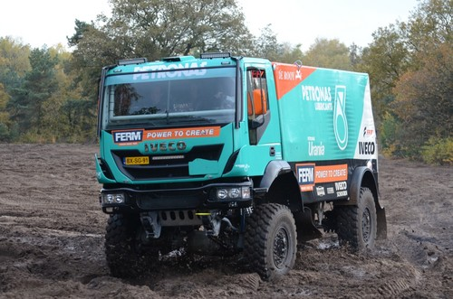 Iveco Trakker Evolution 3.