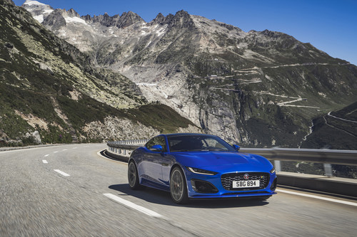 Jaguar F-Type.