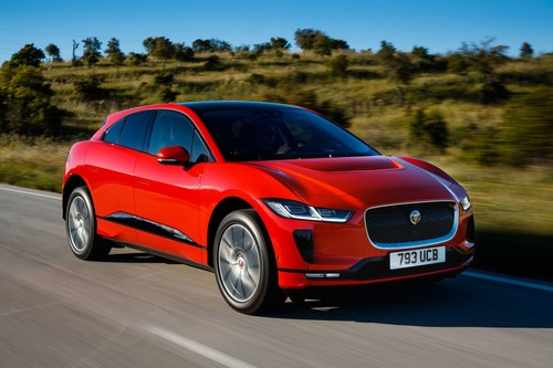 Jaguar I-Pace First Edition.