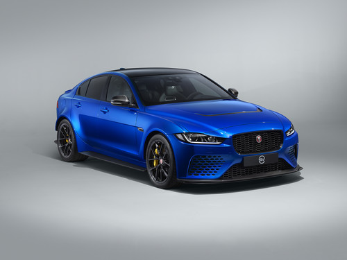 Jaguar XE SV Project 8 Touring.