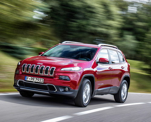 Jeep Cherokee Limited.