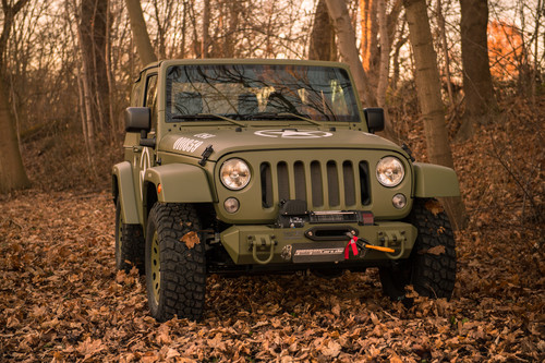 Jeep Geiger-Willys Limited Edition.