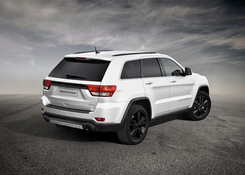 Jeep Grand Cherokee S-Limited Edition.