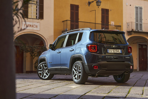 Jeep Renegade Limited 4xe.