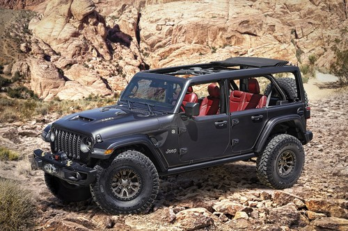 Jeep Rubicon 392 Concept.