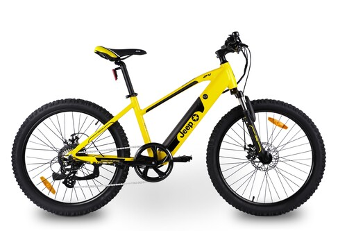 Jeep Teen E-Bike TR 7002.