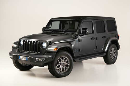 Jeep Wrangler 4xe First Edition.
