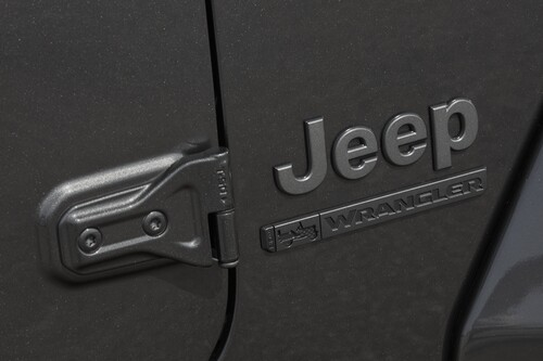 Jeep Wrangler 80th Anniversary.