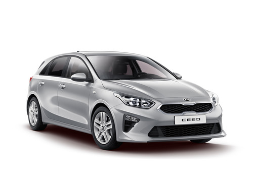 Kia Ceed Edition 7 Limited.
