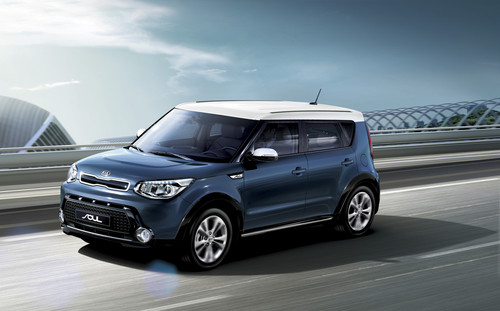 Kia Soul Dream-Team Edition.