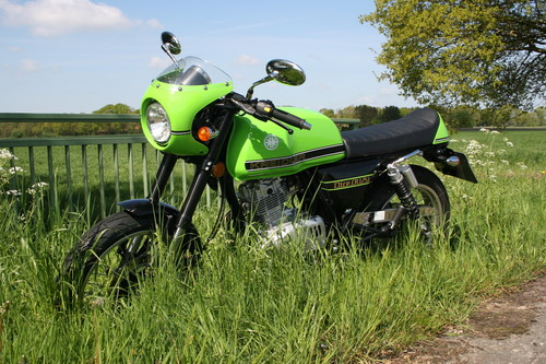 Kreidler Dice CR 125i.