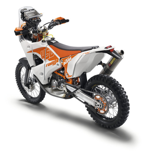 KTM 450 Rally Factory Replica.