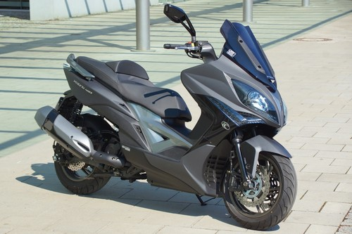 Kymco Xciting 400i ABS.