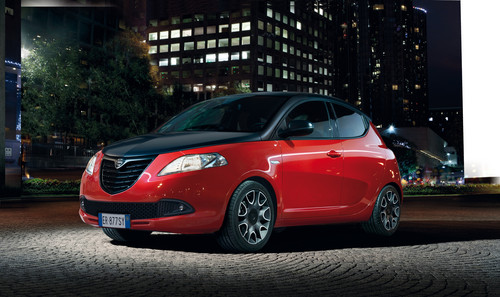 Lancia Ypsilon S by Momodesign.
