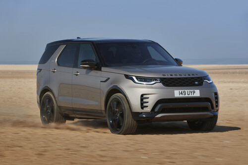 Land Rover Discovery R-Dynamic.