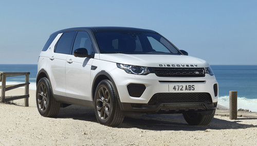 Land Rover Discovery Sport Landmark Edition.