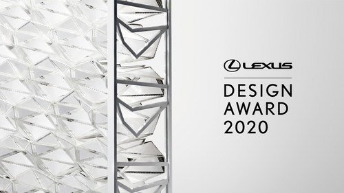 Lexus Design Award 2020.