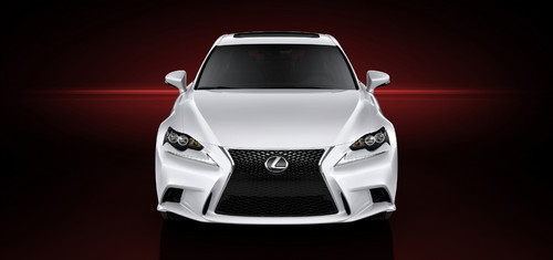 Lexus IS.