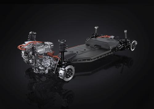 Elektroauto - UX 300e: Der erste Elektro-Lexus