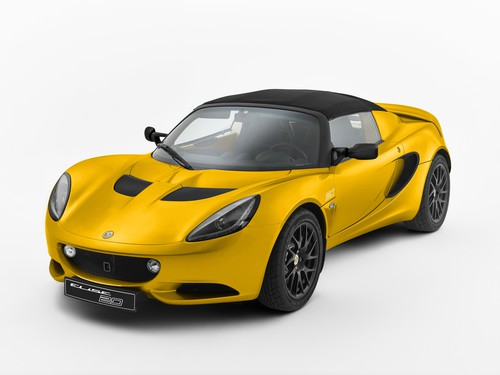 Lotus Elise S 20th Anniversary Special Edition.
