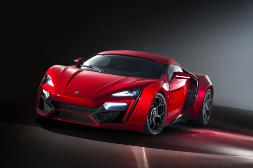Lykan Hypersport.