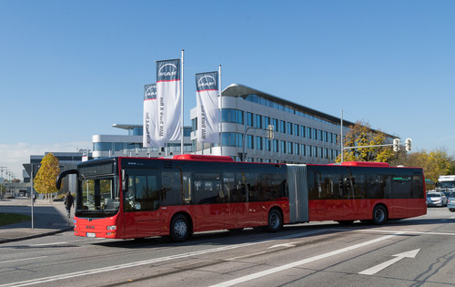MAN Lion's City von DB Regio Bus.
