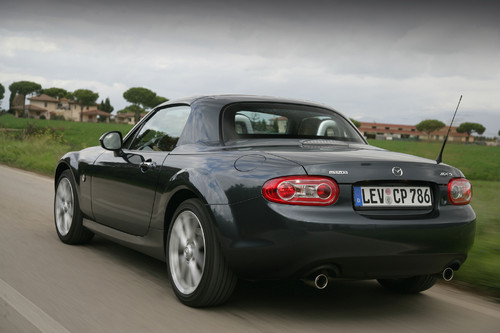 Mazda MX-5 Coupé.