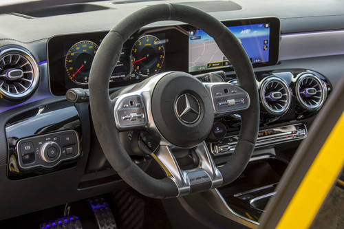 Mercedes-AMG A 35 4Matic.