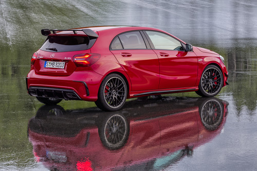 Mercedes-AMG A 45 4Matic.