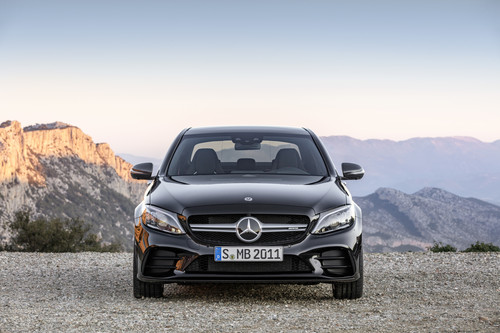 Mercedes-AMG C 43 4Matic.
