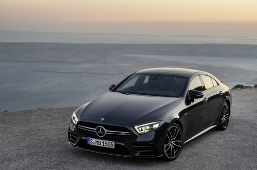 Mercedes-AMG CLS 53 4Matic+.