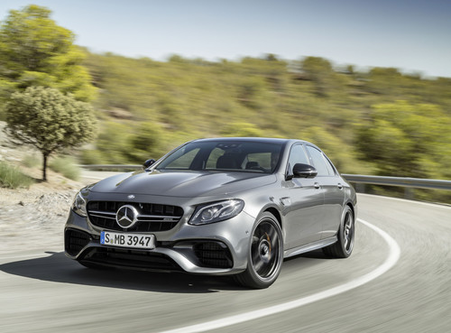 Mercedes-AMG E 63 4Matic+.