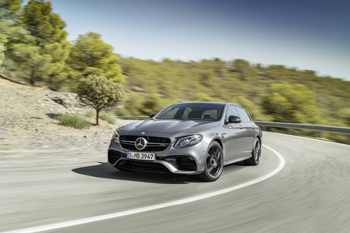 Mercedes-AMG E 63 S 4Matic+.