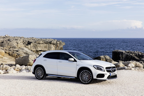 Mercedes-AMG GLA 45 4Matic.