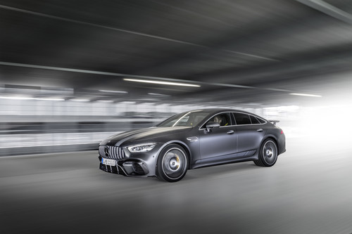 Mercedes-AMG GT 63 S 4Matic.