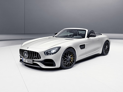 Mercedes-AMG GT C Roadster Edition 50.