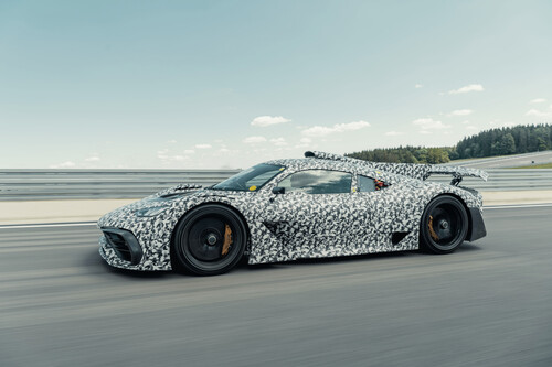 Mercedes-AMG Project One.